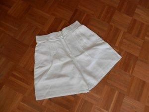 Rena Lange Hosenrock Gr. 40 weißes Leinen