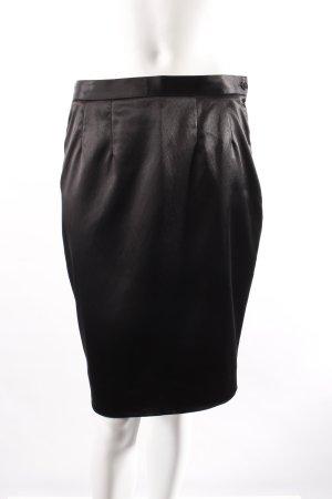 Rena Lange Jeans Bleistiftrock schwarz