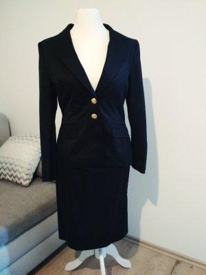 Rena Lange Kostüm in Schwarz 40