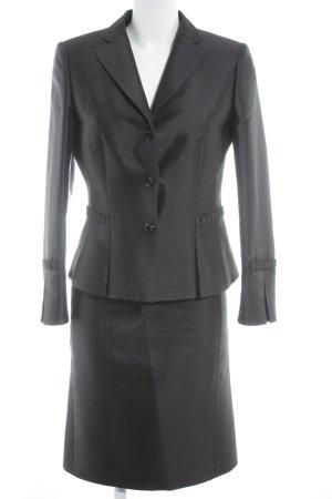 Rena Lange Kostüm schwarz Business-Look