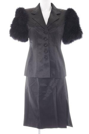 Rena Lange Kostüm schwarz Elegant