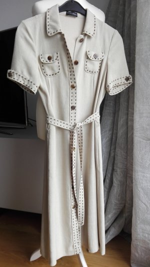 Rena Lange Safari-Kleid Leinen Gr. 36