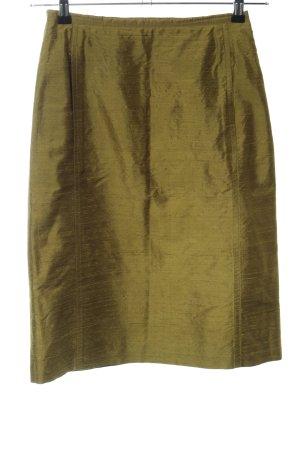 Rena Lange Silk Skirt green elegant