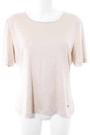 Rena Lange T-Shirt beige Casual-Look