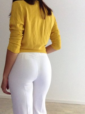 Rena Lange, weiße Hose, 36