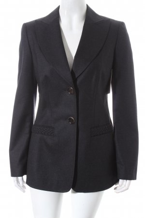 Rena Lange Wool Blazer dark grey casual look