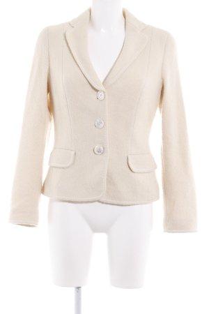 Rena Lange Woll-Blazer hellgelb Business-Look