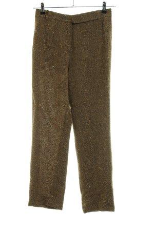 Rena Lange Woolen Trousers bronze-colored-gold-colored elegant