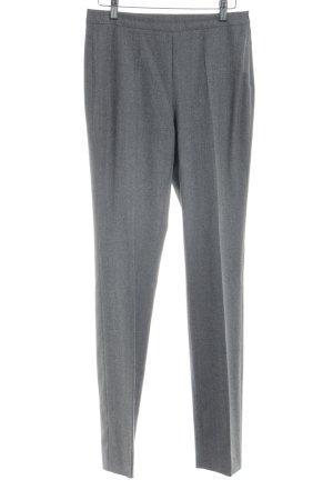 Rena Lange Wollen broek grijs zakelijke stijl
