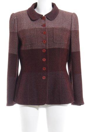 Rena Lange Wool Jacket color gradient vintage look