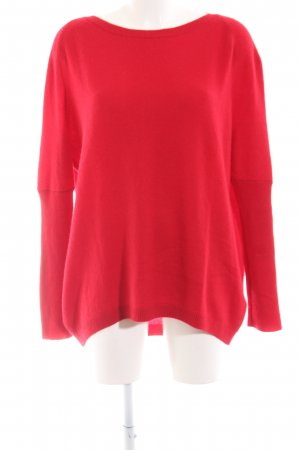 Rena Marx Cashmere Jumper red casual look