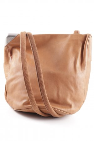 renato angi Carry Bag sand brown casual look