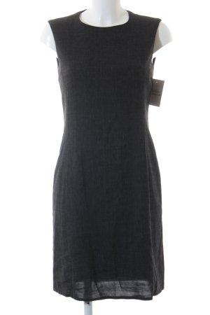 René Lezard A-Linien Kleid taupe Elegant