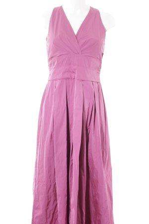 René Lezard Abendkleid pink Elegant