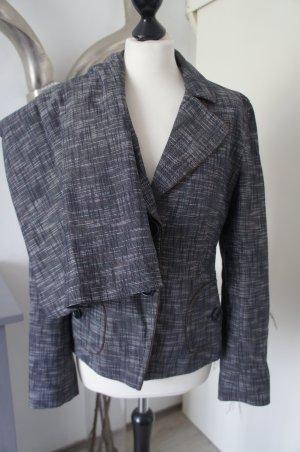 RENE LEZARD Anzug Größe 40 (Rock 42) Blazer Rock Kostüm