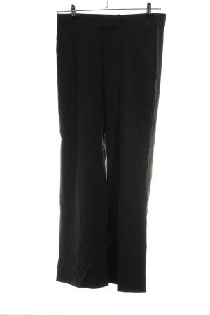 René Lezard Pantalon zwart casual uitstraling