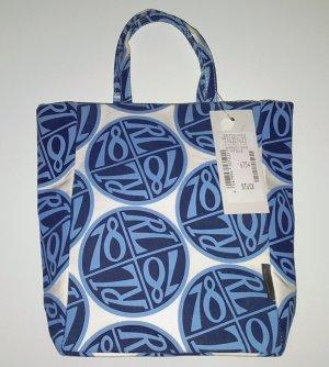 René Lezard Pouch Bag multicolored mixture fibre
