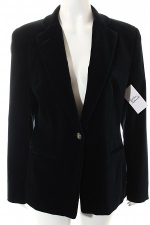 René Lezard Blazer schwarz Elegant