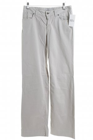 René Lezard Pantalone chino grigio chiaro stile semplice