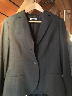 René Lezard Costume business gris laine