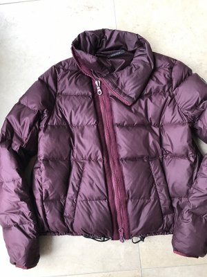 René Lezard Down Jacket bordeaux