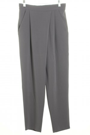 René Lezard Harem Pants anthracite street-fashion look