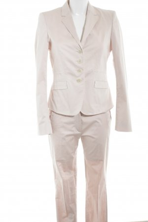 René Lezard Traje de pantalón rosa estilo «business»