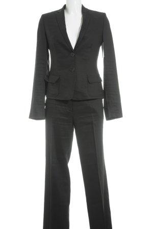 René Lezard Trouser Suit black business style