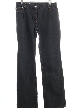 René Lezard Jeans schwarz Casual-Look