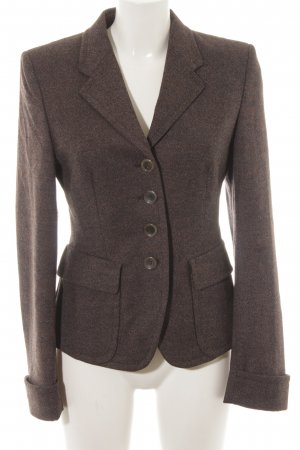 René Lezard Jerseyblazer meliert Business-Look