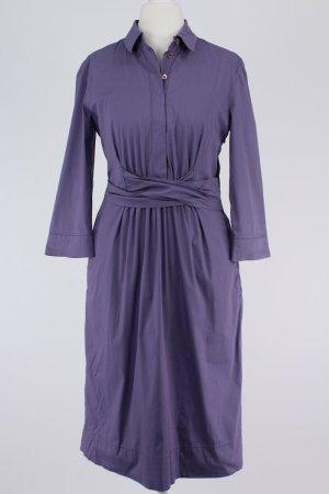 René Lezard Kleid lila Größe 34