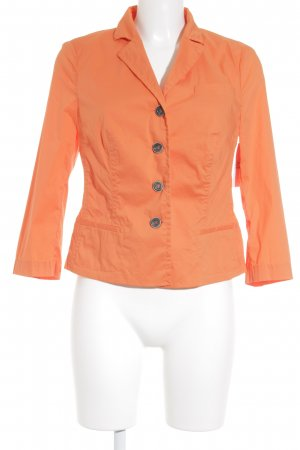 René Lezard Kurzjacke orange Casual-Look