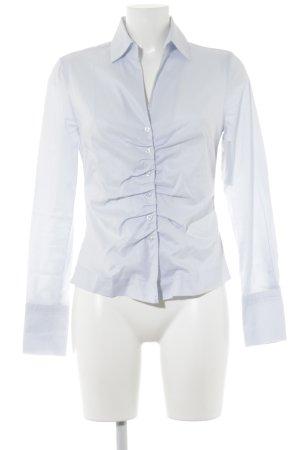 René Lezard Langarmhemd himmelblau Business-Look