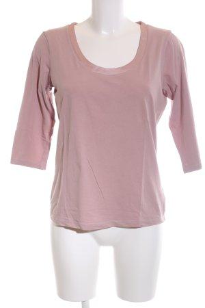 René Lezard Longsleeve pink Casual-Look
