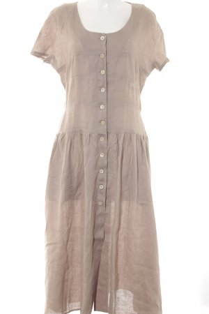 René Lezard Maxikleid beige Casual-Look