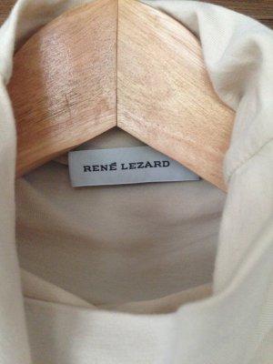 René lezard Oberteil ohne Arm mit Kragen
