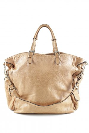 René Lezard Shopper camel College-Look