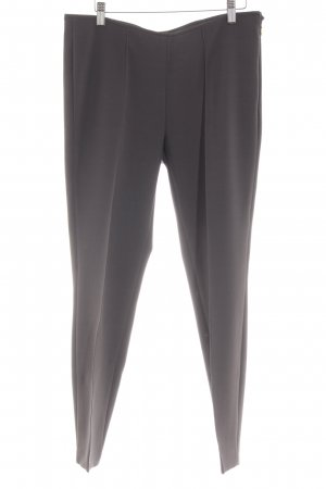 René Lezard Stretchhose dunkelgrau Business-Look