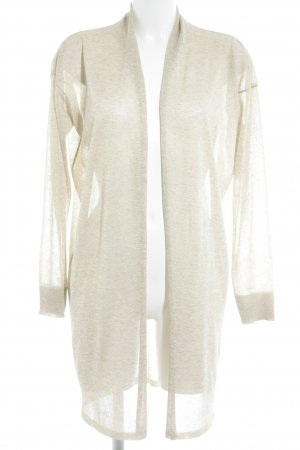 René Lezard Strickjacke beige Casual-Look