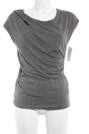 René Lezard T-Shirt grau Casual-Look