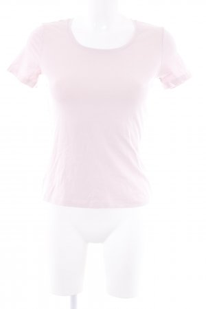 René Lezard T-Shirt rosé Casual-Look