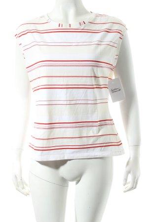 René Lezard T-Shirt Streifenmuster klassischer Stil