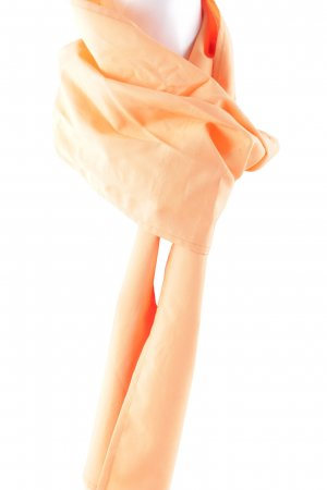 René Lezard Kerchief orange elegant