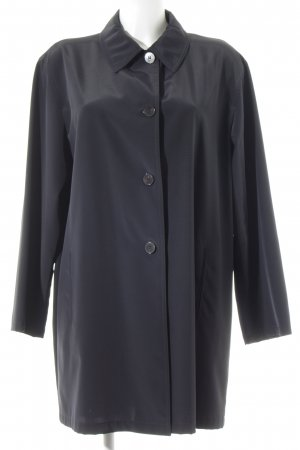 René Lezard Übergangsjacke dunkelblau schlichter Stil