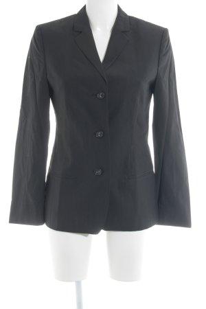 René Lezard Blazer in lana nero stile professionale