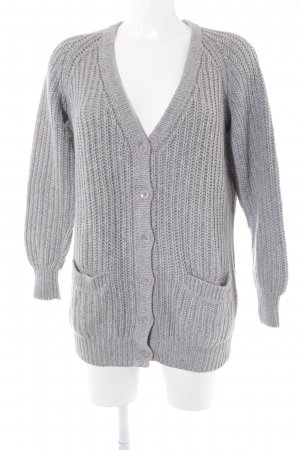 Repeat Cardigan hellgrau Casual-Look