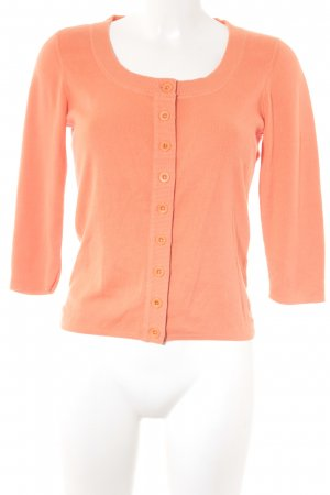 Repeat Cardigan neonorange Casual-Look