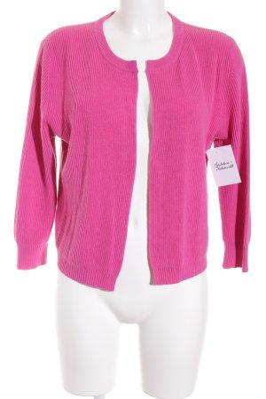 Repeat Cardigan pink Casual-Look