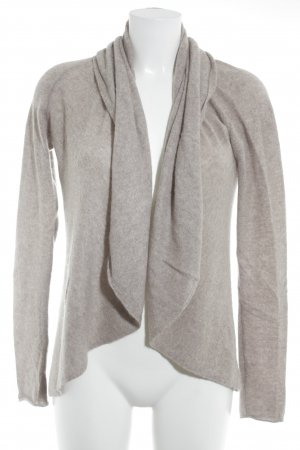 Repeat Cashmere Cardigan blasslila Casual-Look