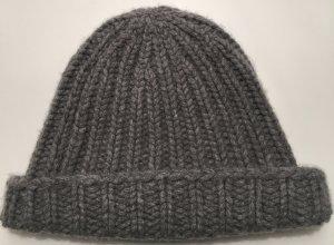 Repeat Cashmere Cappello a maglia grigio Cachemire